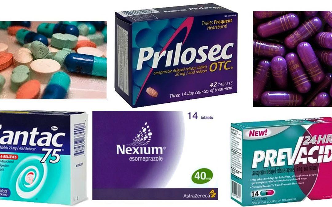 More Bad News for Acid-Blocking Medications
