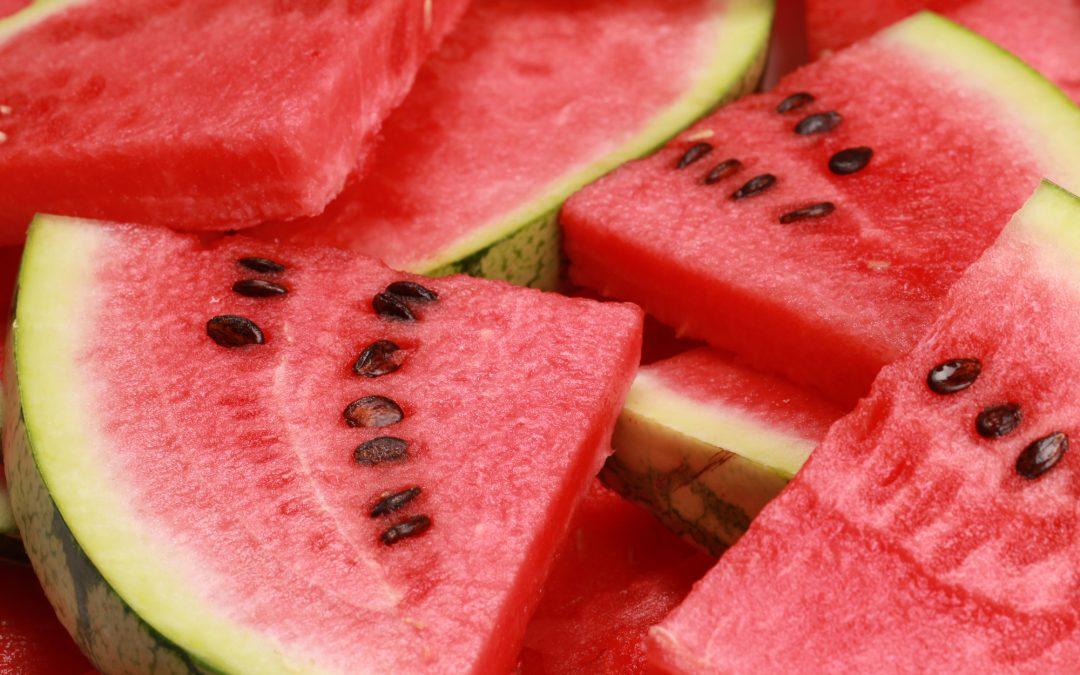 Refreshing Watermelon Soup