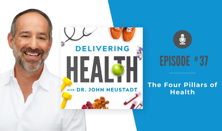 37. The Four Pillars of Health